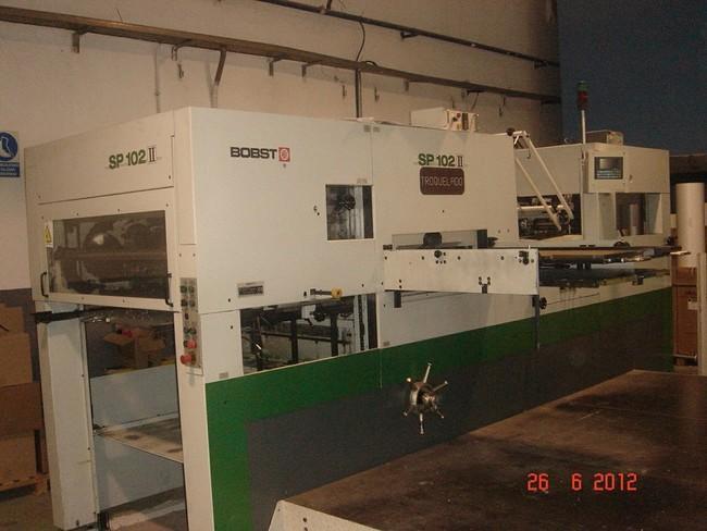 Bobst SP 102 II  2001