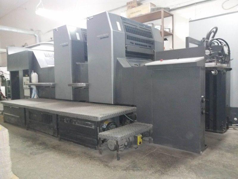 SM74-2PH CP 2000 Year 2001